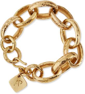 Ashley Pittman Kijami Bronze Link Bracelet
