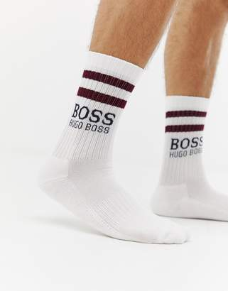 BOSS crew socks