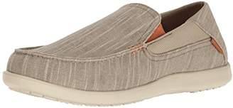 Crocs Men's Santa Cruz Ii Luxe Slub Slipon Slip-On Loafer