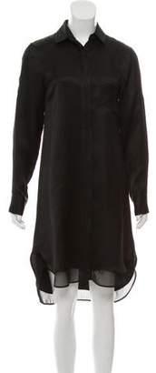 Rag & Bone Knee-Length Shirt Dress