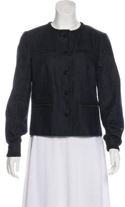 Brooks Brothers Denim Casual Jacket
