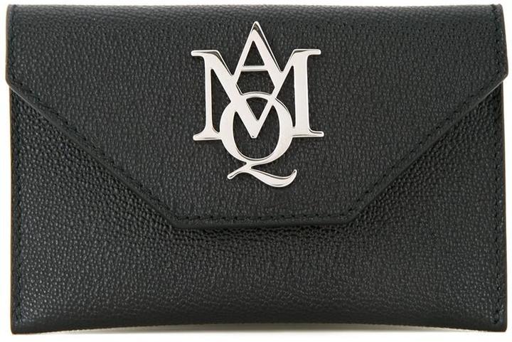 Alexander McQueenAlexander McQueen Insignia cardholder