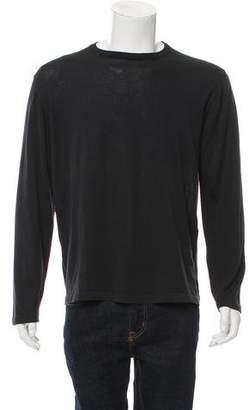 Malo Crew Neck Long Sleeve Sweater