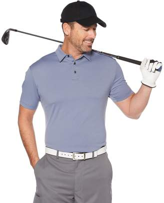 Men's Grand Slam Cool Pass Jacquard Golf Polo