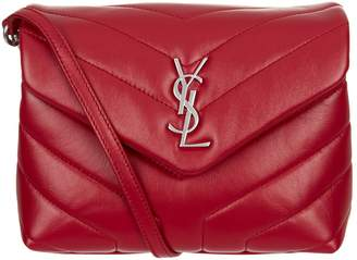 Saint Laurent Monogram Matelasse Cross Body Bag