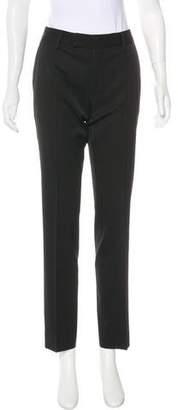 Tom Ford Mid-Rise Straight-Leg Pants