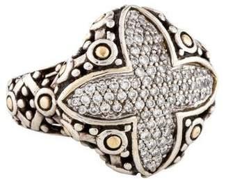 John Hardy Jaisalmer Diamond Ring