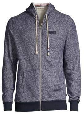 Sol Angeles Classic-Fit Marled Knit Sweatshirt Hoodie