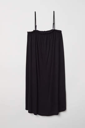 H&M Sleeveless Jersey Dress - Black