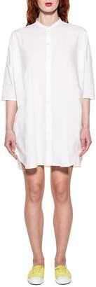 Bagutta White Fedra Dress