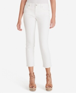 Jessica Simpson Junior's Arrow Straight Ankle Jeans