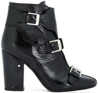Laurence Dacade Patou wrinkled ankle boots