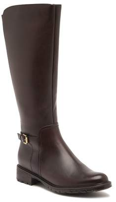 Blondo Vassa Waterproof Leather Riding Boot - Wide Width Available