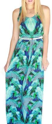 Tart Collections Island Belted Maxi