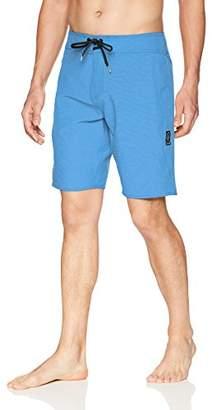 Volcom Men's Lido Slub Mod Boardshort