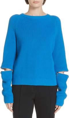 HUGO Sailey Cotton Sweater