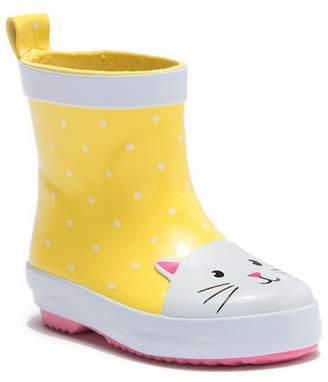 Carter's Brylie Cat Waterproof Rainboot (Toddler & Little Kid)