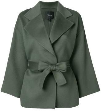 Theory kimono-style coat