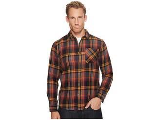 Prana Woodman Long Sleeve Shirt Men's Long Sleeve Button Up