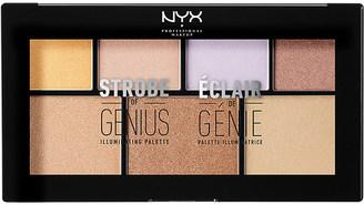 Nyx Cosmetics Strobe of Genius Palette $17 thestylecure.com