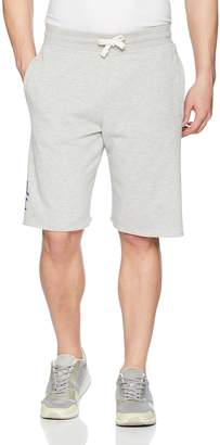 Russell Athletic Heritage Men's Iconic Arch Fench Terry Fleece Cut Off Shorts