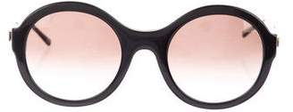 Thierry Lasry Milfy Gradient Sunglasses
