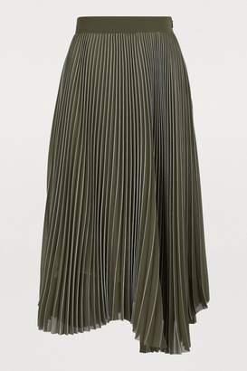 Officine Generale Jojo pleated skirt
