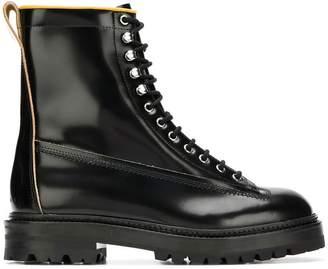 Marni lace-up boots
