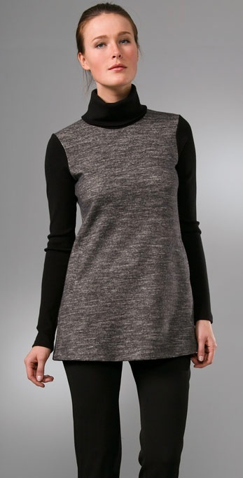 Theory Dororthy Turtleneck Tunic
