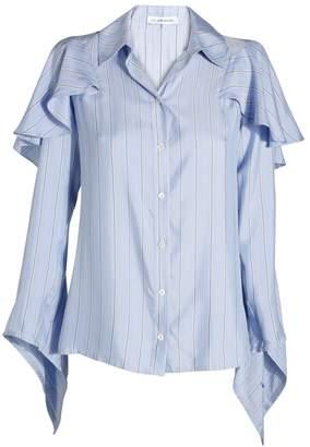 J.W.Anderson Ruffled Shoulder Shirt