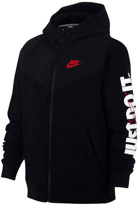 the latest f7e6a a0511 Nike Boys 8-20 GEX Full-Zip Hoodie