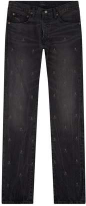 Polo Ralph Lauren Skull Print Jeans