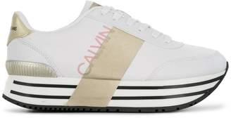 Calvin Klein Jeans platform sneakers