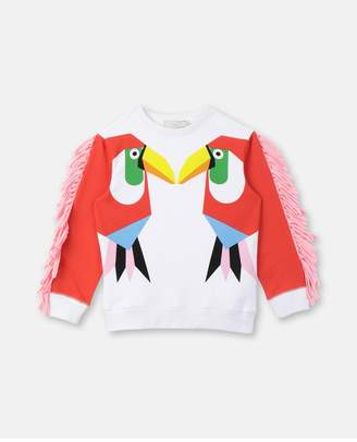Stella McCartney Tucano Print Sweater