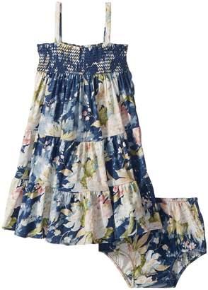 Ralph Lauren Tiered Floral Dress Bloomer Girl's Active Sets