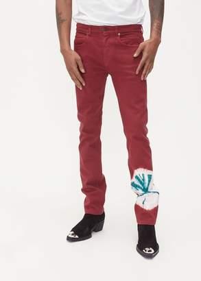 Calvin Klein Tie-Dye Denim Jean