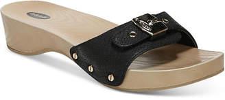 Dr. Scholl's Dr. Scholl Classic Flat Sandals Women Shoes