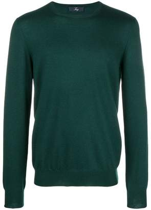 Fay lightweight crew neck sweater