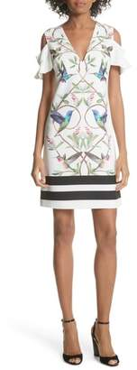 Ted Baker Emestin Cutout Minidress