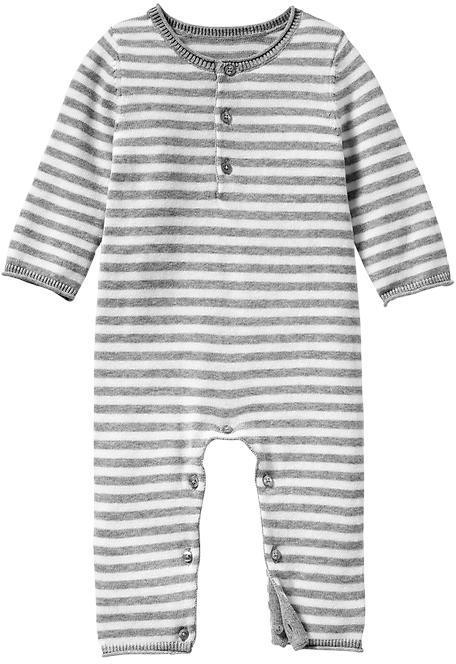 Gap Stripe sweater one-piece
