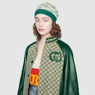 Gucci Dapper Dan wool hat