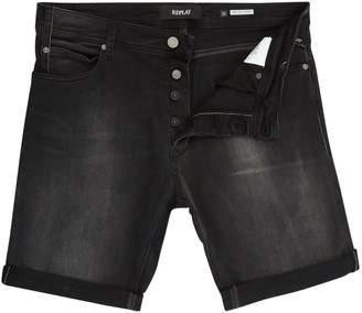 Replay Men's Rbj.901 Tapered-Fit Bermuda Shorts