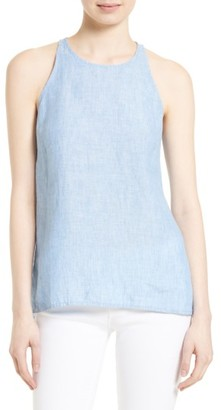 Women's Soft Joie Dany Linen Chambray Top $128 thestylecure.com