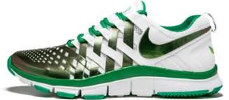Nike Free Trainer 5.0 Oregon Apple Green/White