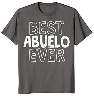 Best Abuelo Ever T-Shirt Latino Gift Tee