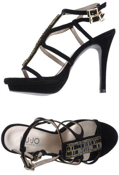 Liu Jo LIU •JO SHOES Platform sandals