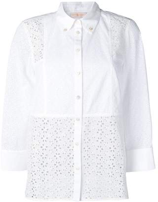 Tory Burch embroidered shirt