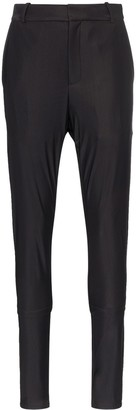 Y/Project Mid-Rise Slim Leg Trousers