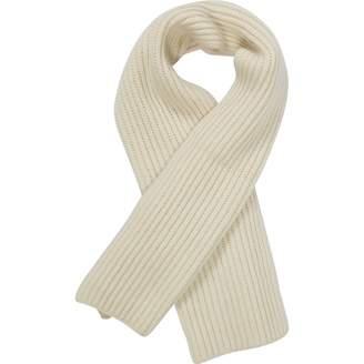 7700f1c2b3630 Loro Piana White Cashmere Scarves