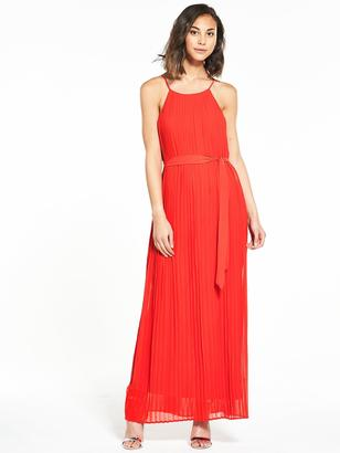 Very Pleated Maxi Dress
